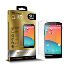 Premium Tempered Glass/HD Ultra Clear Screen Protector for LG Google Nexus 5