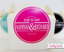 PERSONALISED WEDDING FAVOUR BOX - CHILDRENS ACTVITY / BIRTHDAY PARTY GIFT BAG