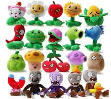 PLANTS vs. ZOMBIES Soft Plush Teddy Toys Dolls Children Plush Kids Soft Toy Gift