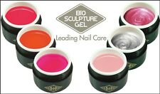 BIO SCULPTURE GEL Professional 4g GEL POTS - OPENED & USED - FREE UK DELIVERY!