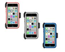 NEW OTTERBOX DEFENDER SERIES CASE COVER FOR APPLE IPHONE 5C MULTIPLE COLORS