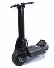 USA CUSTOM 1000W ELECTRIC RACING SCOOTER FAST MOBILE LIGHT COMMERCIAL INDUSTRIAL