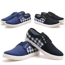 New Fashion Men's Canvas Sport Causal Shoes Skateboard Surf Sneakers