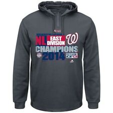 Washington Nationals 2014 NL East Division Champions Club House Hoodie