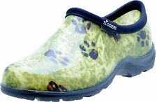 Sloggers 5106PG Paws Green Comfort Waterproof MADE IN USA Garden and Rain Shoes