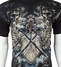 (11) UP2U Men T-Shirt ZEUS GODS Tattoo Biker MMA UFC Roar Xzavier S-XXL $35 a