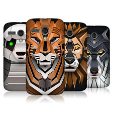 HEAD CASE DESIGNS ROBOTIC ANIMALS CASE COVER FOR MOTOROLA MOTO G