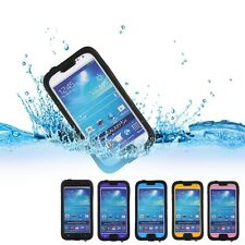 Dirt Proof Waterproof Shockproof Hard Case Cover Fr Samsung Galaxy S4 SIV i9500