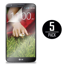 For LG G2 D802 - HQ Clear / Matte / Tempered Glass Screen Protector LCD Film
