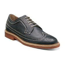 Florsheim Ninety-Two Ox Black Mens shoes contemporary wing tip Extralight 15073