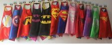 Superhero Cape KIDS Costume hero Play time dress up UNISEX One size fits all