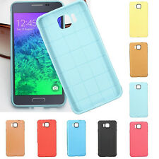 Favo Ultra Slim TPU Indietro Cover Case Custodia Per Samsung Galaxy Alpha G850F