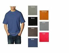 NEW MENS PIMA COTTON KIRKLAND SIGNATURE CREW T SHIRT Variety of Colors and sizes