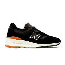 "New Balance Made in USA ""Distinct Authors"" M997PR (Black/Brown) Men's Shoes"
