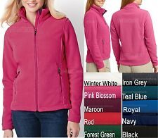 Ladies Core Value Soft Polar Fleece Jacket with Pockets Soft Warm XS-2XL 3XL 4XL