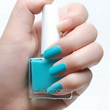 Colorful Non-toxic Nail Art Polish Lacquer Dull Frosted Vivid Color Varnish