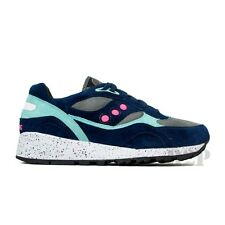 Saucony x OffSpring Shadow 6000 (Grey/Blue/Green) Men's Shoes 70141-1