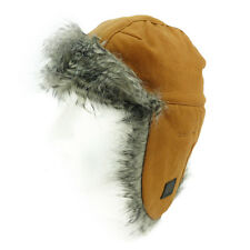 Mens Bench Lazaret Brown Trapper Hat