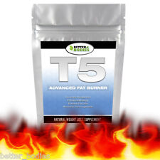 T5 Advanced Strong Legal Diet Weight Loss Fat Burners Speed Up Metabolism Pills