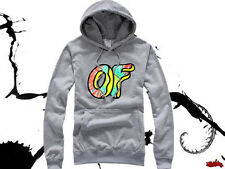 ODD FUTURE Donut Tyler the Creator Hooded Hoodie Hip Hop Man OFWGKTA Sweatshirt