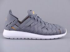 NIKE ROSHERUN WOVEN COOL GREY WHITE UNIVERSITY GOLD 555602-003 NSW