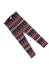 Girls 1D One Direction aztec print leggings NEW Ex Store Various sizes