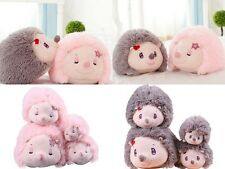 2014 New Arriving Hedgehog Plush Stuffed Animal Toys For Kids Children Babies