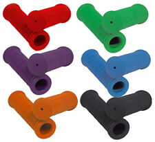Slamm - Team Grips - Handle Bar Grips For Scooters / Bikes - Various Colours