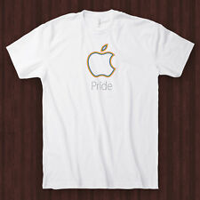 Apple Pride Logo - T-Shirts - 0207 - Next Level