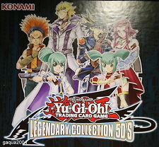 YuGiOh Legendary Collection 5D's LC5D Rare 1st Edition Choose from list