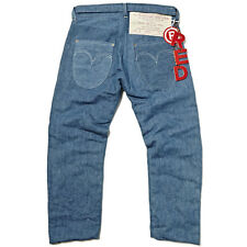 LEVI'S RED 2014 LINED RED JACKPOT INDIGO FIVE POCKET JEANS RARE