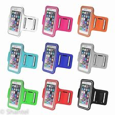 RUNNING JOGGING SPORTS GYM ARMBAND CASE COVER HOLDER FOR IPHONE 6 / 6 PLUS