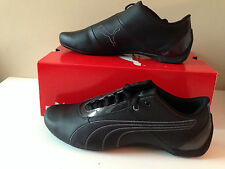 NIB PUMA Future Cat S1 Overtake Men's Shoes Sneakers NEW2014LINE 305109 01 black