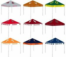 Choose Your NCAA N-Z Team 9 x 9' Ultimate Tailgate Pop-Up Canopy Tent by Rivalry