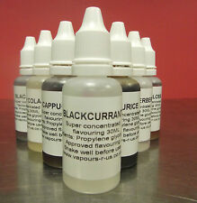 30ML - 500ML CONCENTRATED LEMON SHERBERT FLAVOURING FOR E LIQUIDS OVER 156