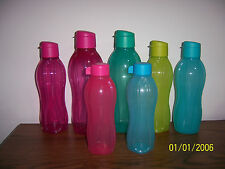 Tupperware Eco Water Bottles ~ 16, 25, or 36 oz ~ You Choose Color ~ NEW