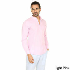 In-Sattva Anita Dongre Men's Hook and Eye Pullover Tunic
