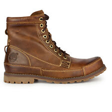 Men's Timberland Earthkeepers Original Leather 6 inch Brown Boots