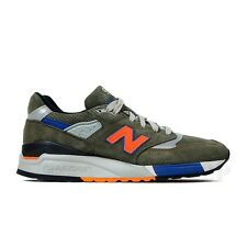 "New Balance ""Connoisseur Painters"" M998DO (Olive/Grey/Orange) Men's Shoes"