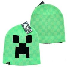 Minecraft Boys Beanie Winter Hat NEW