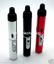 Click n Vape Personal Discreet Dry Herb Stealth Pipe Pen Torch Flame Vaporizer