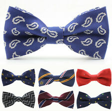 2014 children adjustable bowtie cute butterfly kid boy necktie pre tied bow tie