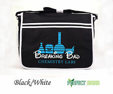 Do You Want to Build a Meth Lab? Breaking Bad Walter White Shoulder Bag  - Black