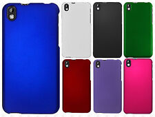 For HTC Desire 816 Rubberized HARD Protector Case Snap On Phone Cover Accessory