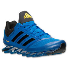 New Adidas Springblade Drive Men's Running Shoes - Blue/Black