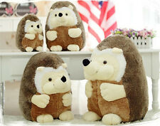 Hedgehog Plush Soft Toy Babys Kids Stuffed Animal Toy Kid's gift U940