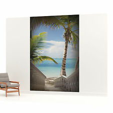 Walkway to the Beach Portrait  PHOTO WALLPAPER WALL MURAL ROOM DECOR (829P)
