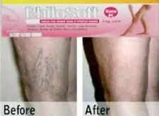 PHILIOSOFT VARICOSE VEIN FINALE CREAM IMPERFECTIONS,STRETCH MARKS AND TIRED LEGS