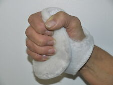 Palm protector for hand tendon contraction - made in UK - not a cheap import
