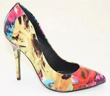 Women's Shoes Steve Madden GALLERY F Stiletto Pumps PU Patent Leather Floral